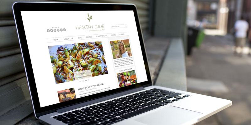 healthyjulie_1_webdesign